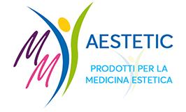 Logo MM aestetic dental moro